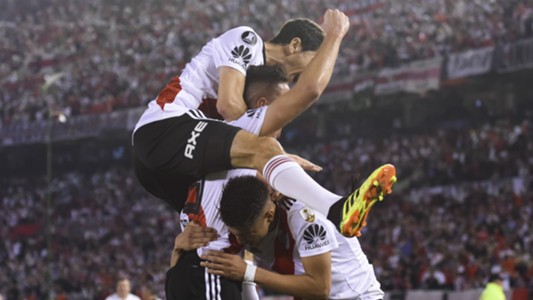 River Racing Copa Libertadores Octavos de final