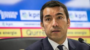 Giovanni van Bronckhorst, Feyenoord, Eredivisie 03112018