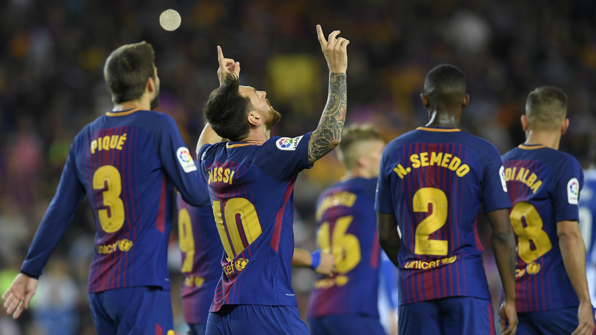 ¿Messi toca en piano el himno de la Champions?