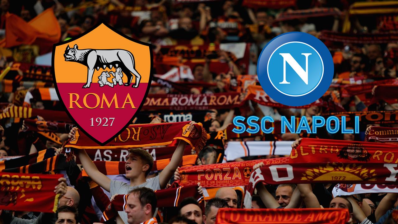GFX AS Rom SSC Neapel Napoli