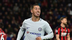 Eden Hazard Chelsea Bournemouth Premier League