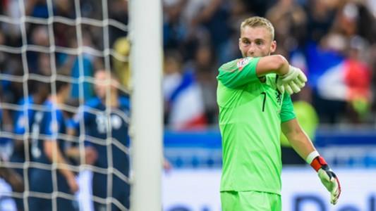 Jasper Cillessen, France - Netherlands, UEFA Nations League 09092018