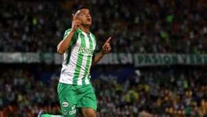 Omar Duarte Atlético Nacional Liga Aguila 2018