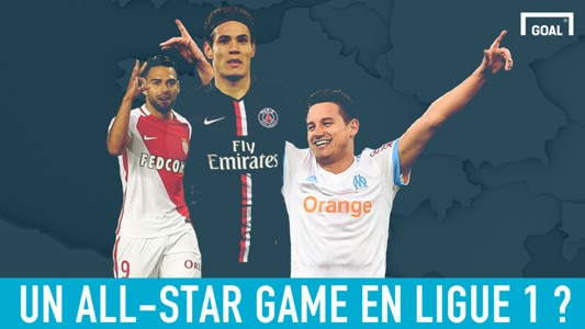 All-star Game Ligue 1 Goal