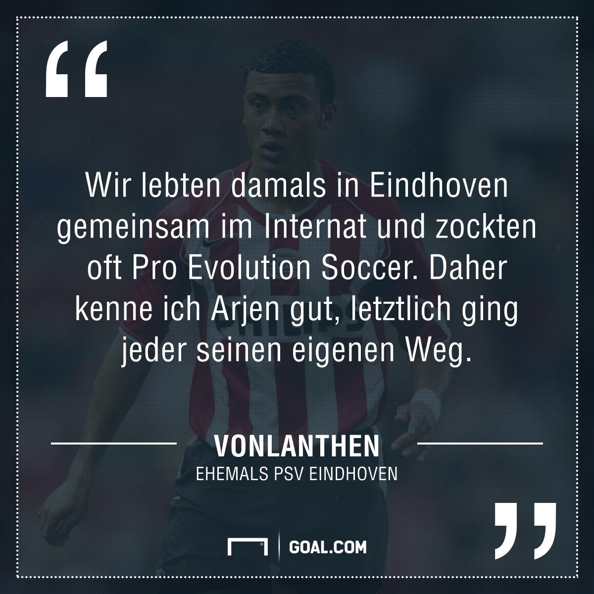 GFX Johan Vonlanthen PSV Eindhoven