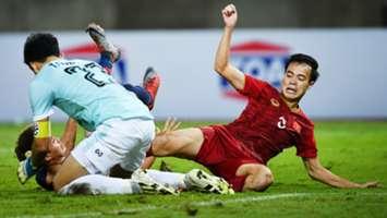 Nguyen Van Toan Thailand vs Vietnam 2022 FIFA World Cup qualification