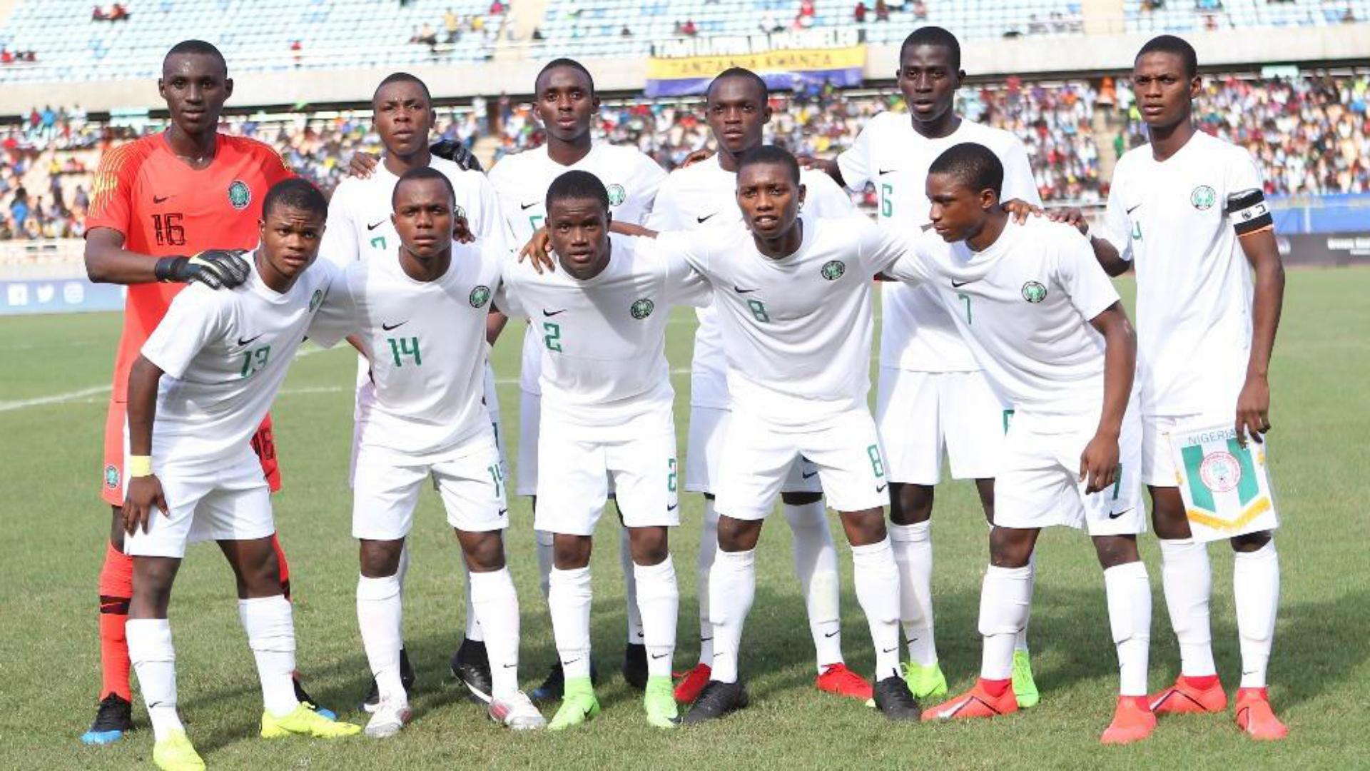Nigeria 1-1 Uganda