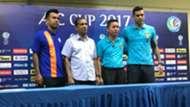 Shukor Adan, B. Sathianathan, Felda United, Chu Dinh Nghiem, Gonzalo Marronkle, Hanoi FC