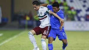 México vs El Salvador Barranquilla 2018
