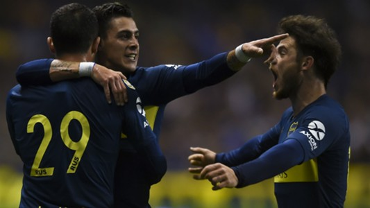 Boca Velez Superliga Pavon Nandez 020918