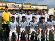 India U-16 vs IFC Stocksund