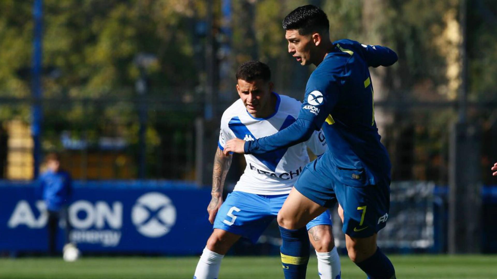 Cristian Espinoza Reserva Boca Velez 02092018