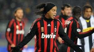 Ronaldinho AC Mailand 2008