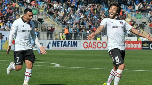 C mo ver colo colo vs bol var en vivo y online streaming for Esteban paredes 7