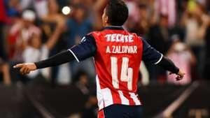 Ángel Zaldívar Chivas