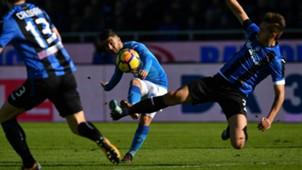 Insigne Atalanta Napoli Serie A