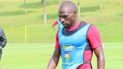Joash Onyango of Gor Mahia and Harambee Stars.