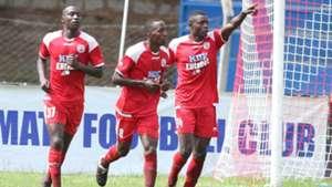 Ulinzi Stars v Nakumatt FC.