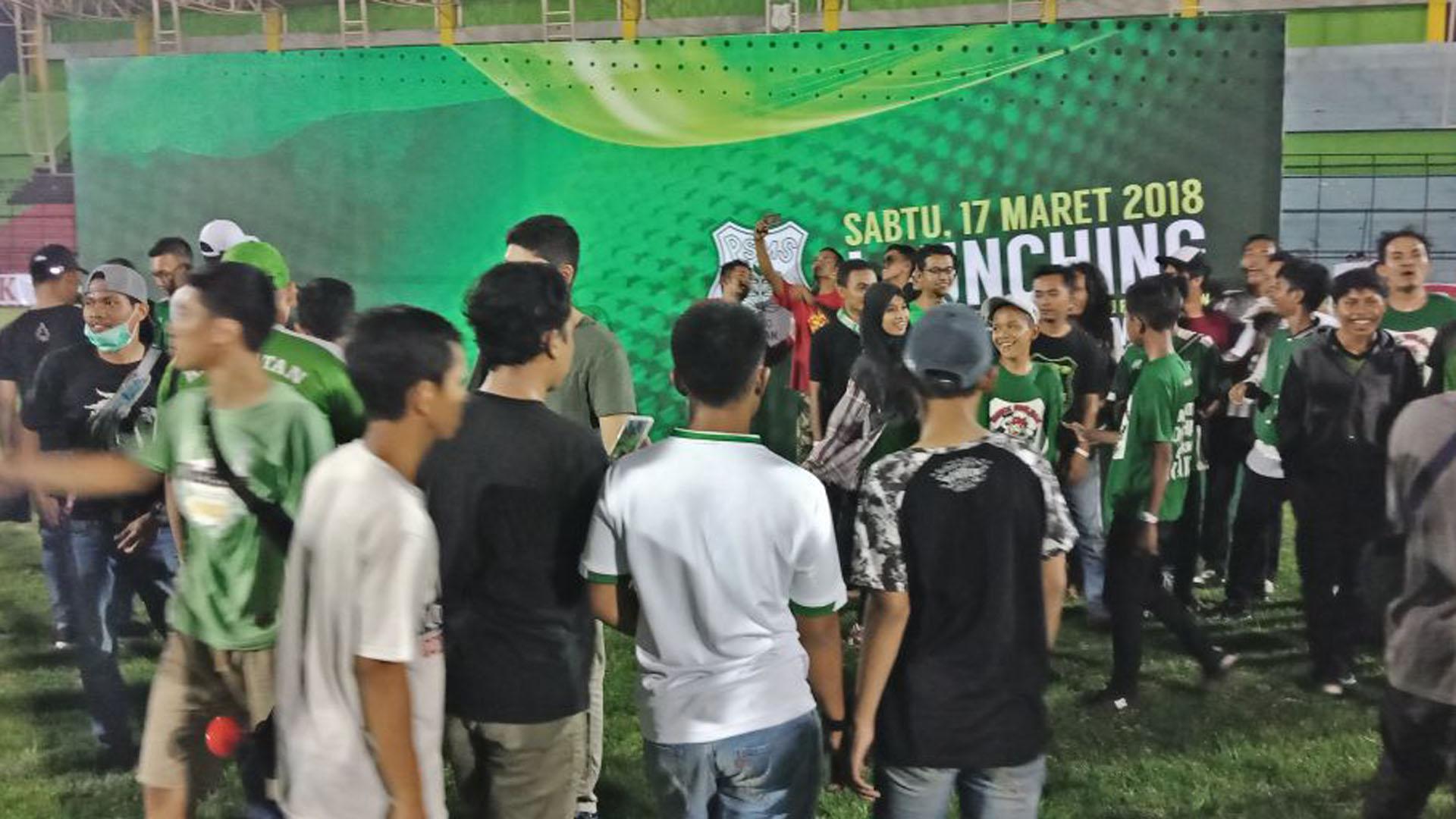 Launching PSMS Medan 2018