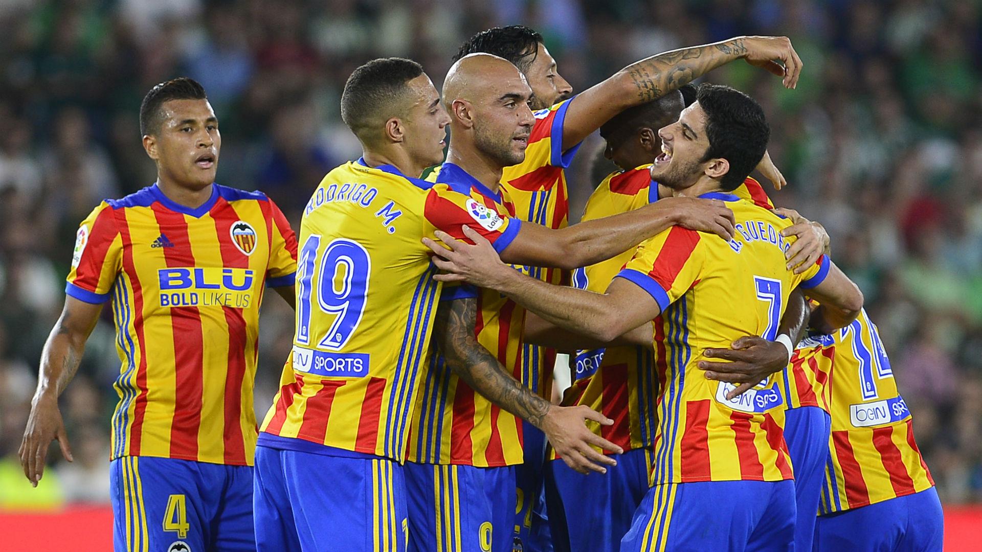 Valencia La Liga Simone Zaza