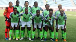 Super Falcons - Awcon 2018