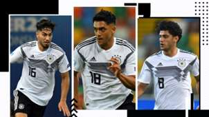 DFB U21 Germany GFX