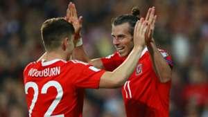 Ben Woodburn Gareth Bale Wales 2017