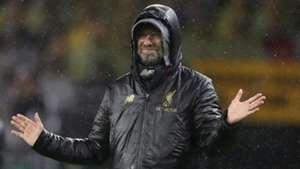 Jurgen Klopp Liverpool Wolverhampton