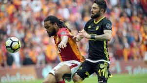 Jason Denayer Eren Tozlu Galatasaray Yeni Malatyaspor 5122018