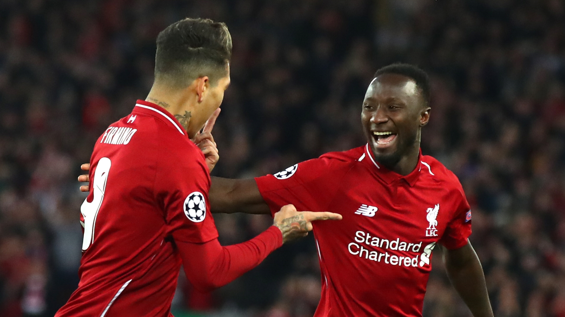 Naby Keita On Target As Liverpool See Off Porto At Anfield