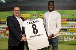 Denis Zakaria Borussia Mönchengladbach