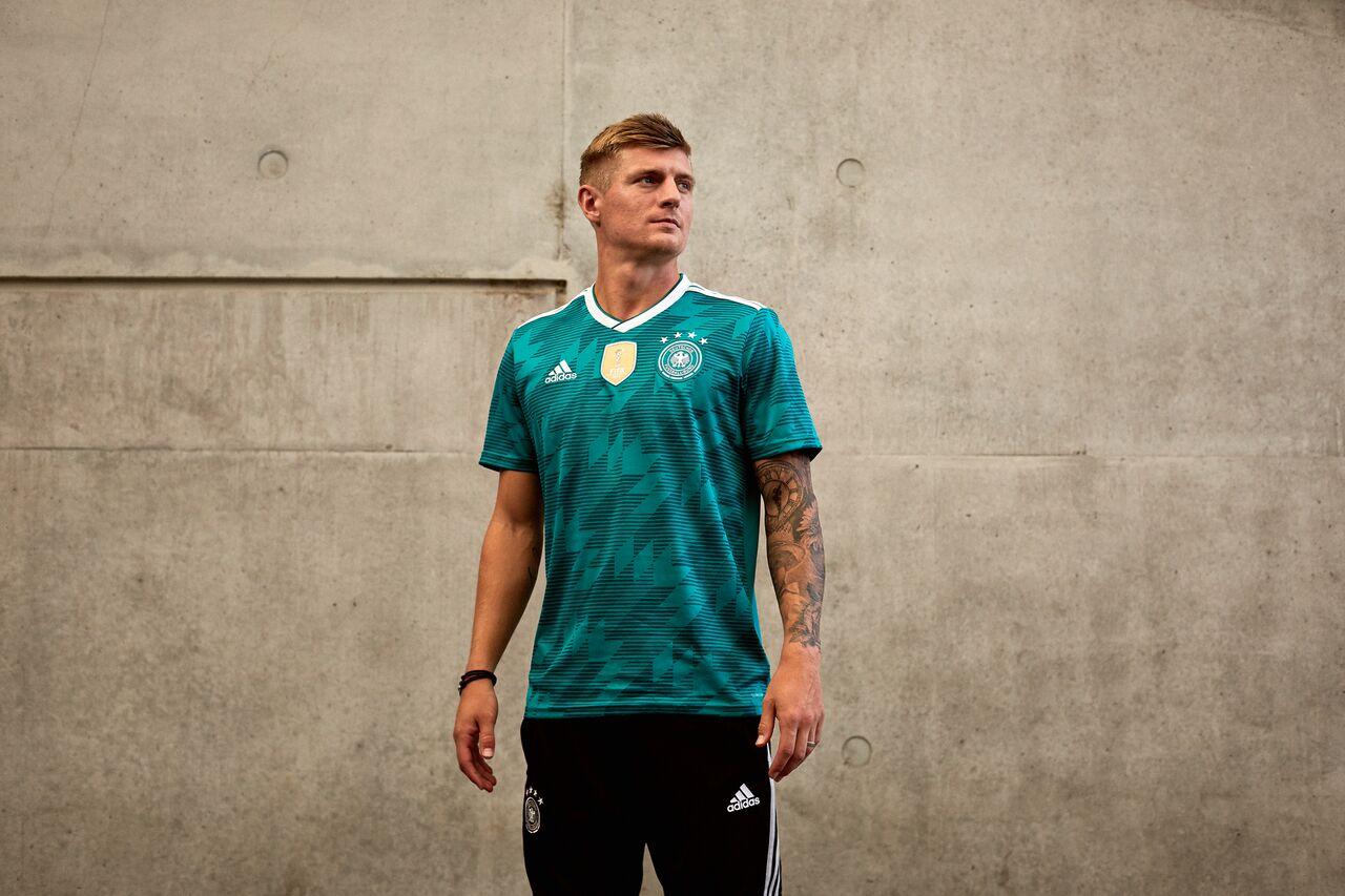 Camisetas alternativa Alemania Mundial