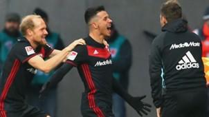 2. Bundesliga Ingolstadt Düsseldorf Morales Levels 19112017