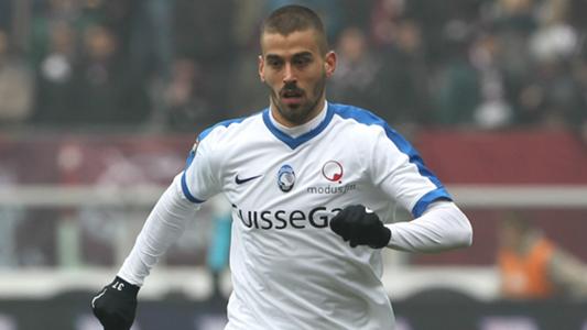 Leonardo Spinazzola Atalanta Serie A 2016-17