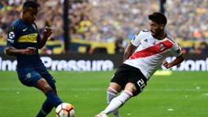 Wilmar Barrios Boca Juniors Copa Libertadores 11112018