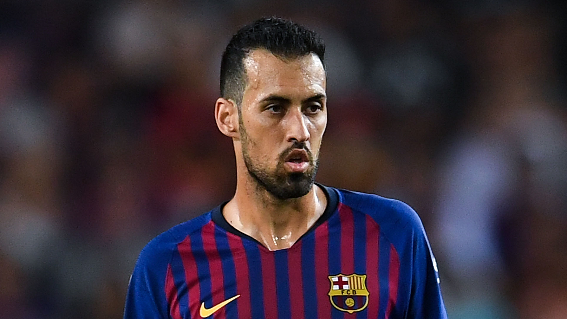 Espanyol : Barça : les onze des deux équipes