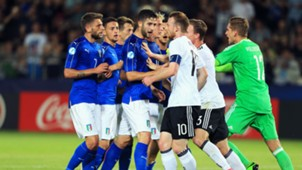 Germany Italy Deutschland Italien Under 21 24062017