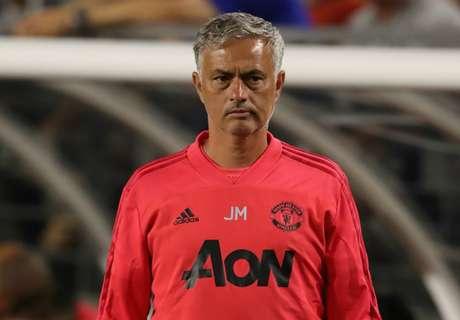 Mourinho: Man Utd are not a team yet