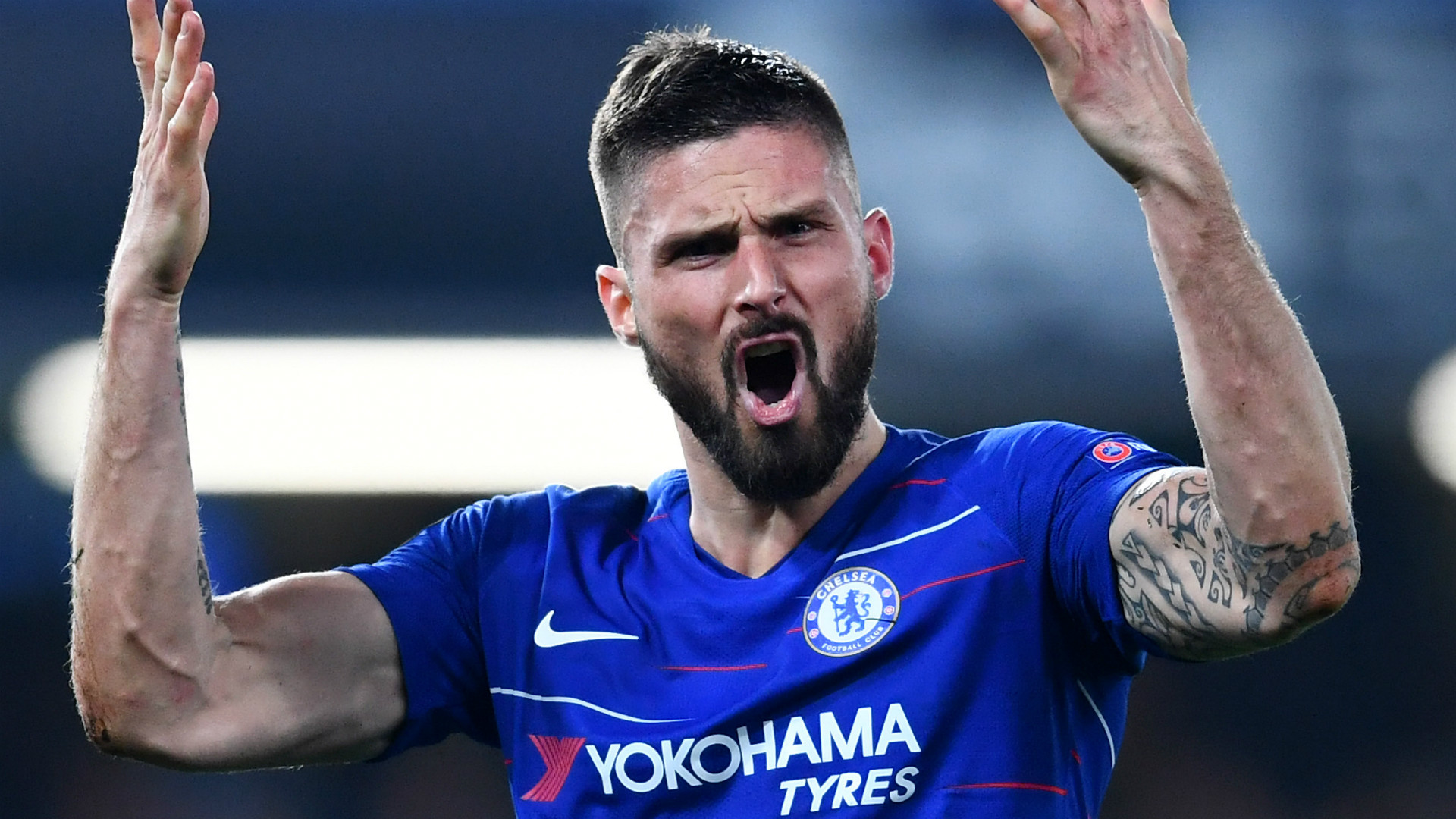 best cheap 95f25 df006 Chelsea news: Olivier Giroud looking for Frank Lampard's ...