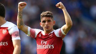 Lucas Torreira Arsenal 2018-19