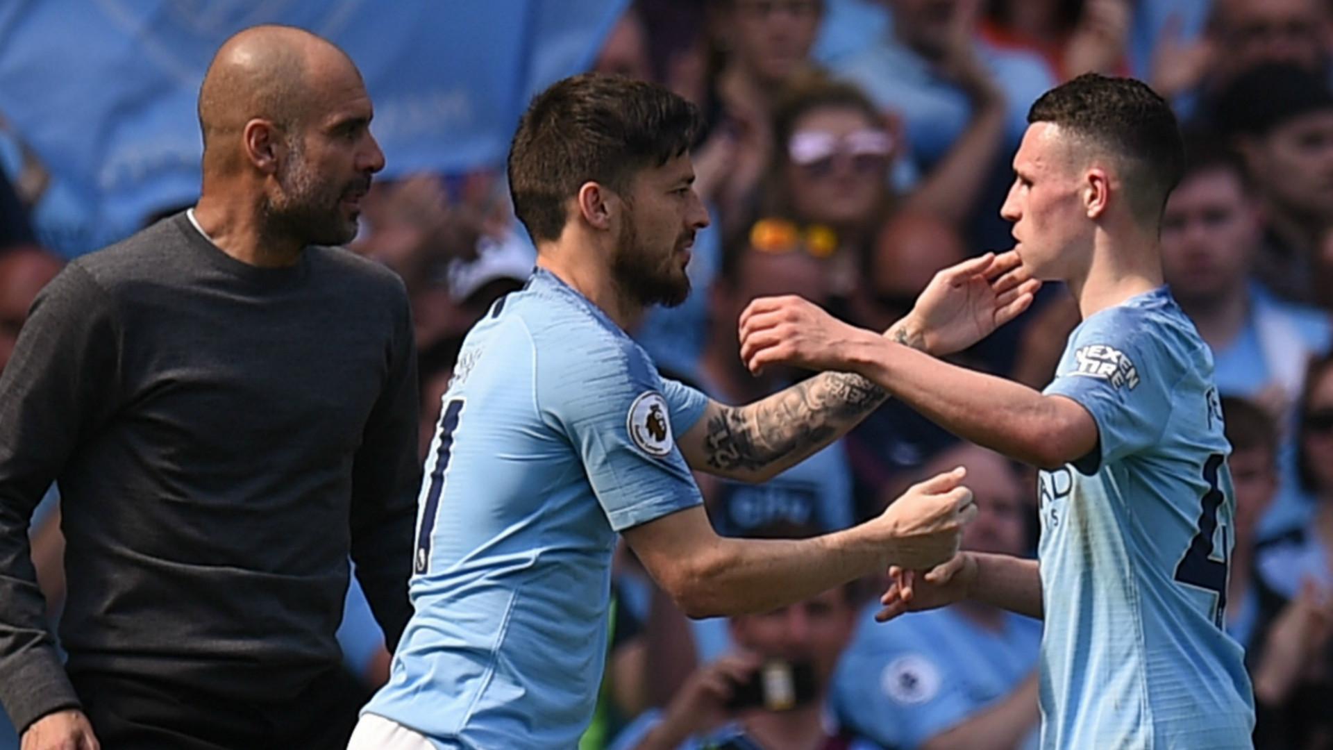 Next season at Man City will be last one - Silva