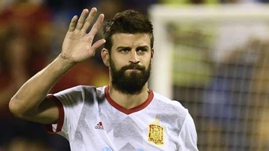 Gerard Pique Spain