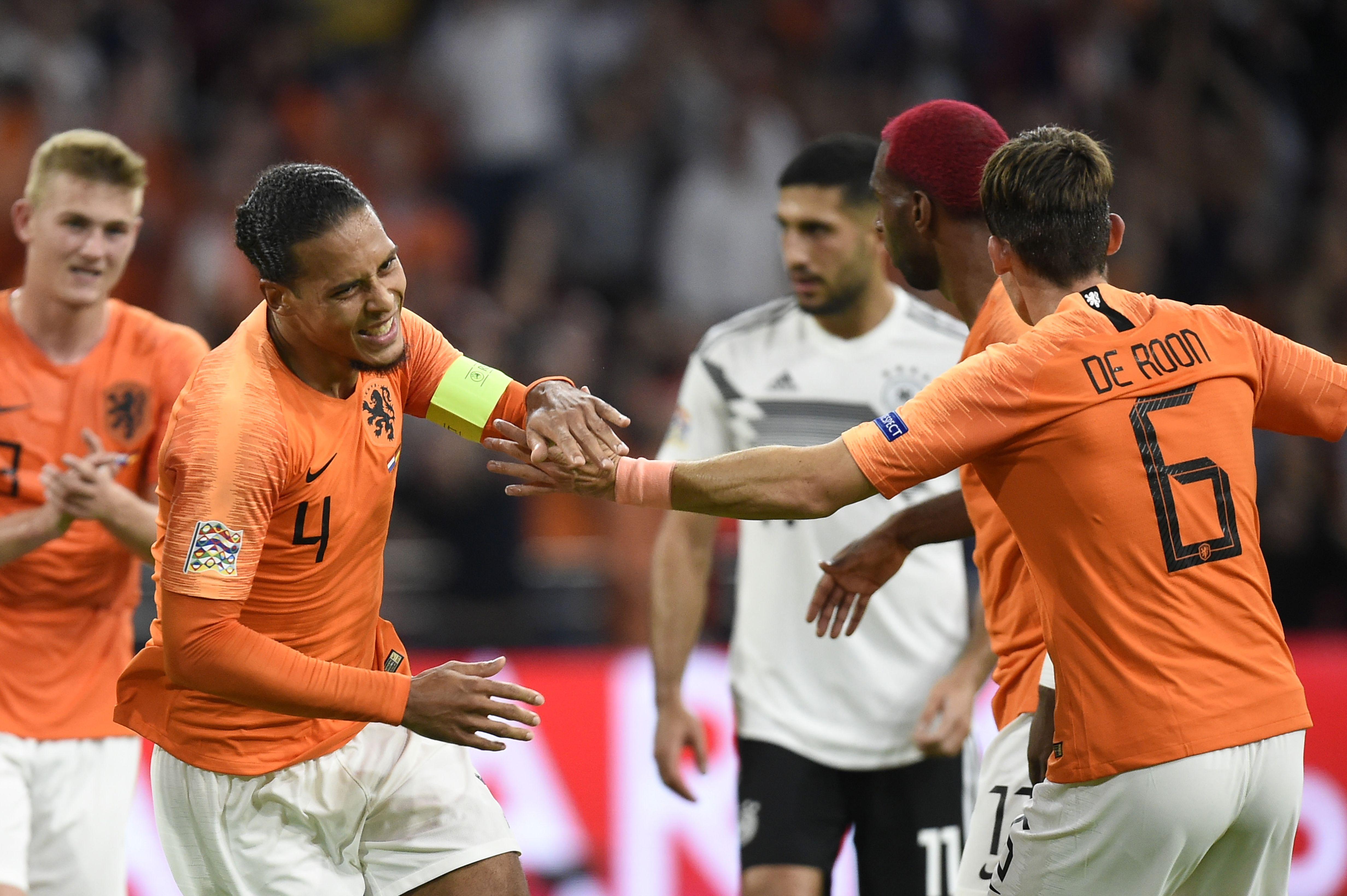 Niederlande Deutschland Live Stream Kostenlos