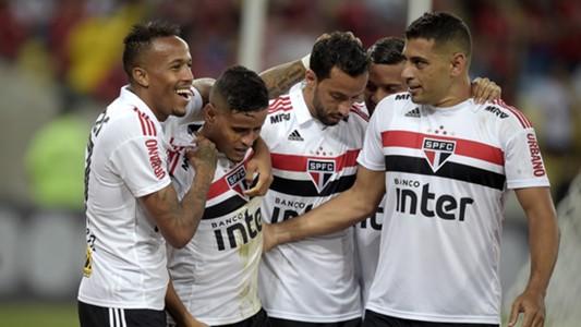 Everton Nene Diego Souza Militao Flamengo Sao Paulo Brasileirao Serie A 18072018