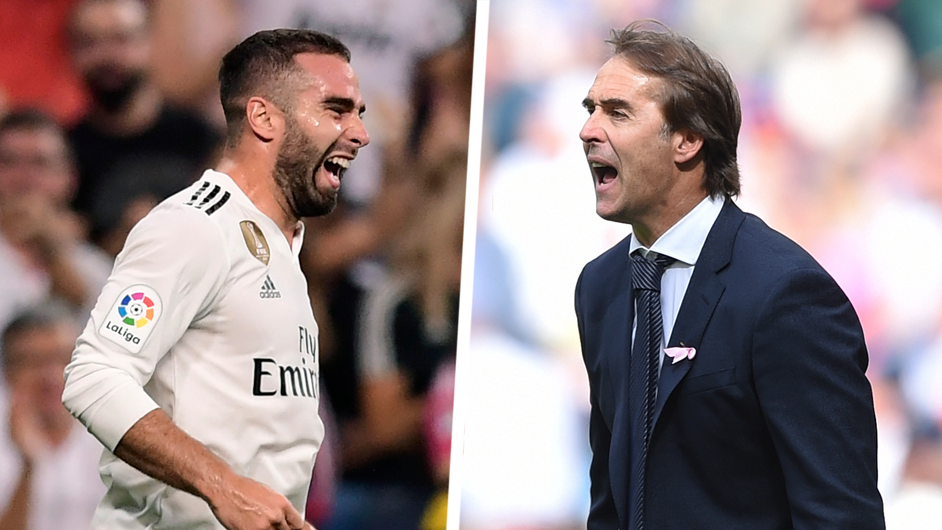 Real's Carvajal: 'Lopetegui is the best coach I've had'