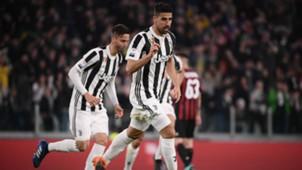 Sami Khedira Juventus Milan