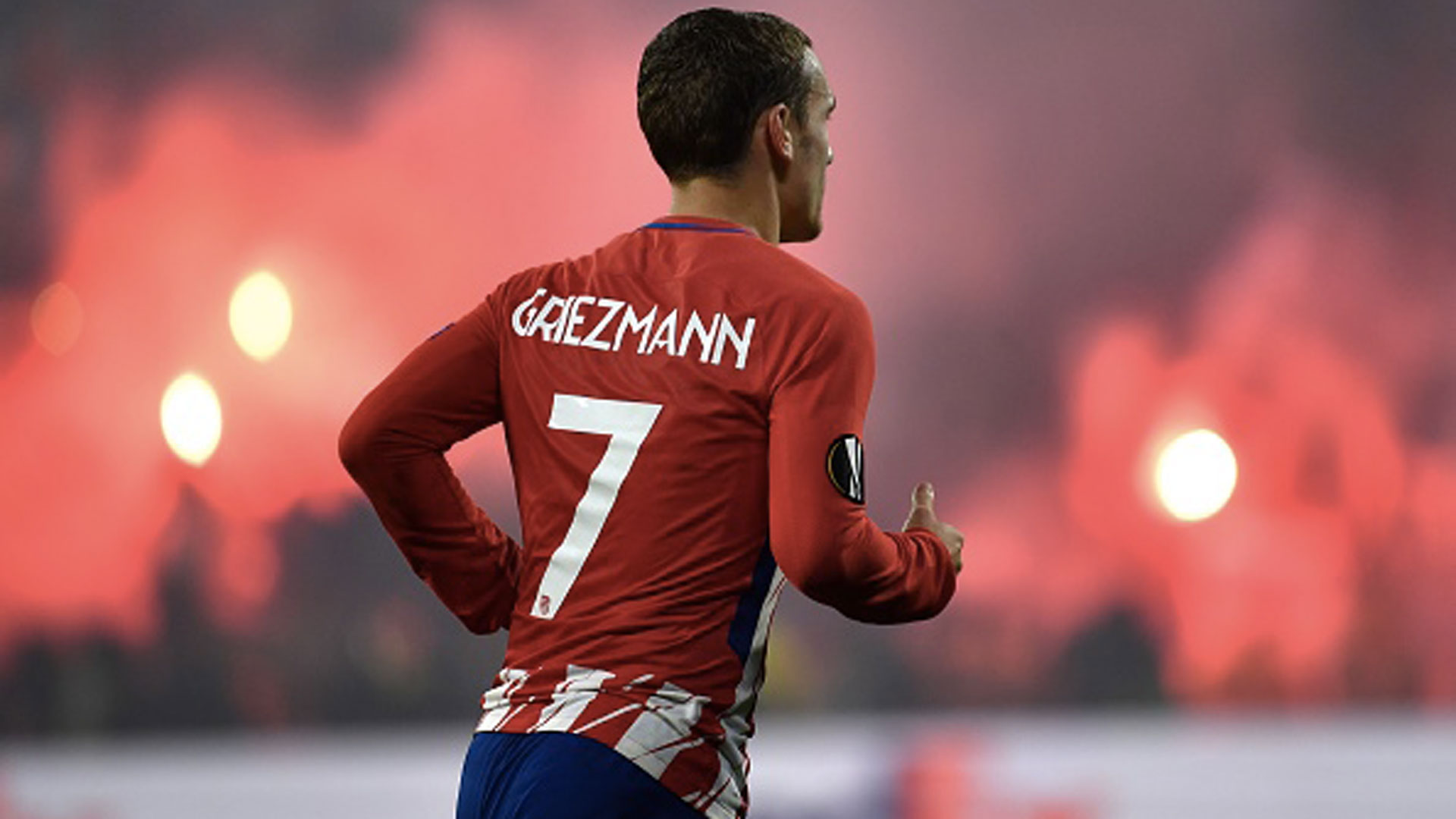 Antoine Griezmann Inspires Atletico Madrid To Europa League Final Victory