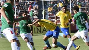 Gabriel Jesus I Brasil Bolívia I 04 10 17