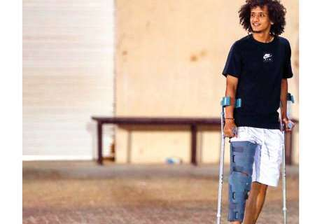 UAE's Omar Abdulrahman out of Asian Cup