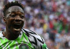 Ahmed Musa scored two second-half strikes to help Nigeria defeat Iceland in their crunch Group D encounter to ease their second round chances